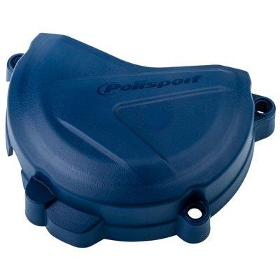 Polisport Clutch Cover Protection Blue for Husqvarna TC 125 2016-2018