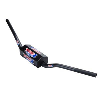 TORC1 Racing Attack 1 18 Oversize Handlebar Honda Bend Black for Husqvarna TC 125 2014-2018