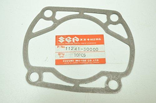 Suzuki 11241-30000 Cylinder Base Gasket 72-75 TM250 TS250 QTY 1