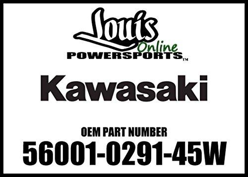 Kawasaki 2014 Z1000 Mirror Assembly Lh MGGr 56001-0291-45W New OEM