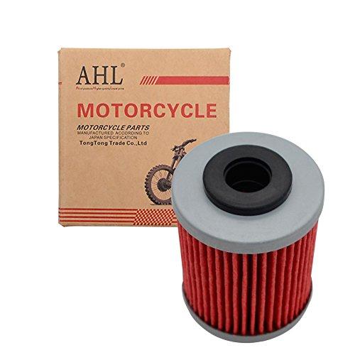 AHL 157 Oil Short Filter for KTM 690 SMCDUKE 690 2008-2011