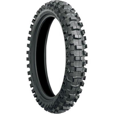 12080x19 Bridgestone M204 SoftIntermediate Terrain Tire for Husqvarna CR 125 1998-2002