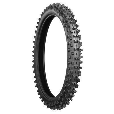 80100x21 Bridgestone Battlecross X10 Mud and Sand Tire for Husqvarna CR 125 1998-2002