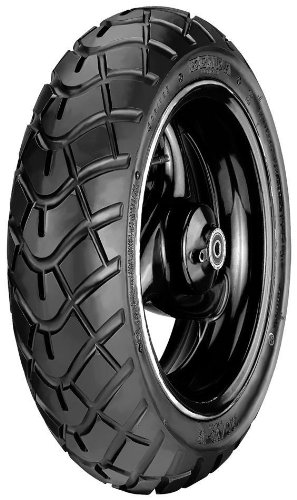 Kenda K761 Dual-Sport Tire - Rear - 13080-17  Position Rear Rim Size 17 Tire Application All-Terrain Tire Size 13080-17 Tire Type Dual Sport Load Rating 65 Speed Rating H 146N5006