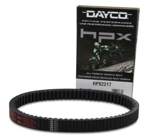 Dayco HPX2217 HPX High Performance Extreme ATVUTV Drive Belt