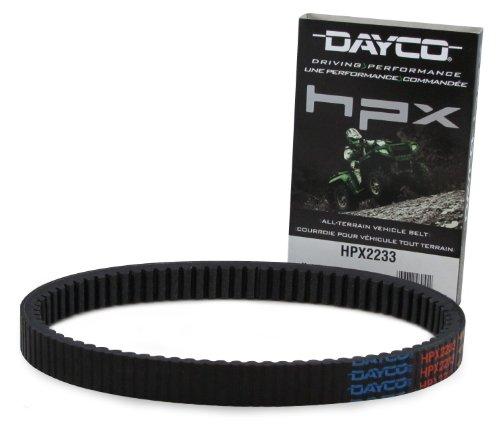 Dayco HPX2233 HPX High Performance Extreme ATVUTV Drive Belt