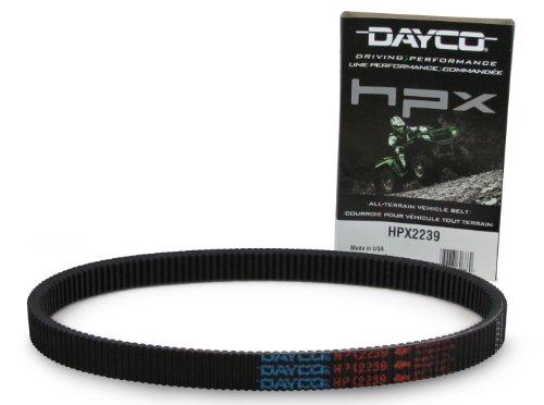 Dayco HPX2239 HPX High Performance Extreme ATVUTV Drive Belt