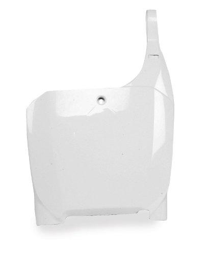 ACERBIS NUMBER PLATE WHITE KAWASAKI KX85 KX100 01-11