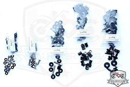 Honda CBR600 F2 92 93 94 Motorcycle Fairing Bolt Kit Complete Screws and Fasteners kit CBR 600 F-2 1992 1993 1994