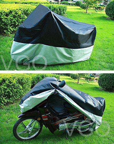 Motorcycle Cover For Harley Road King Custom UV Dust Prevention XL