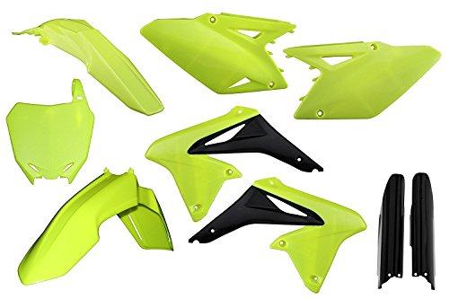 Acerbis Full Plastic Kit Flo Yellow