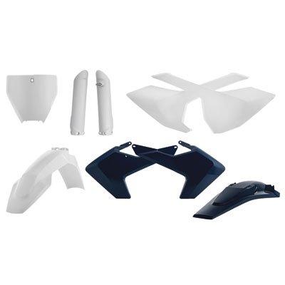 Acerbis Full Plastic Kit Original 16 for Husqvarna TC 250 2017-2018