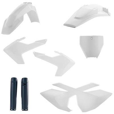 Acerbis Full Plastic Kit Original 17 for Husqvarna FC 450 2016-2018