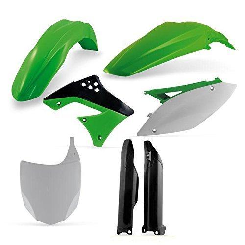 Acerbis Full Plastic Kits Orig Kaw Kx450F 09-10
