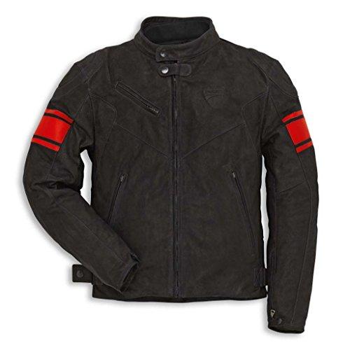 Ducati 981028554 Classic C2 Leather Riding Jacket - Size 54