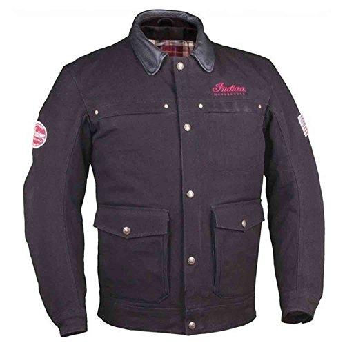 Indian Motorcycle New OEM Mens Black Legend Riding Jacket X-Large 286370609