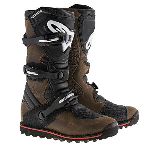 Alpinestars Tech-T Motocross Boots - Brown - 10