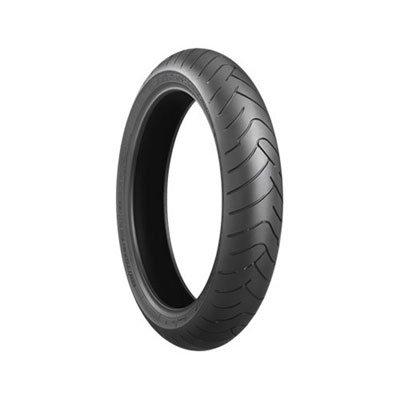 12070ZR-17 58W Bridgestone Battlax BT023 Sport Touring Front Motorcycle Tire for Aprilia Caponord 1200 ABS 2014-2016