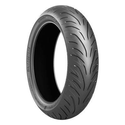 18055ZR-17 73W Bridgestone Battlax Sport Touring T31 GT Rear Motorcycle Tire for Aprilia Caponord 1200 ABS 2014-2016