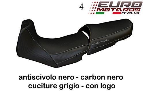 Aprilia Caponord 1000 Tappezzeria Italia Cuneo-TB Seat Cover Customized New