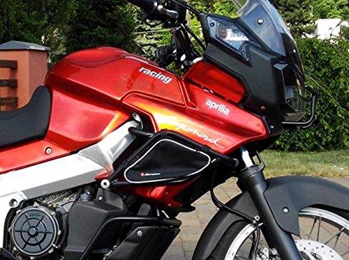 Aprilia Caponord ETV1000 crash bar bags