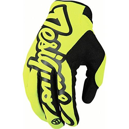 2017 Troy Lee Designs SE Pro Gloves-Flo Yellow-M