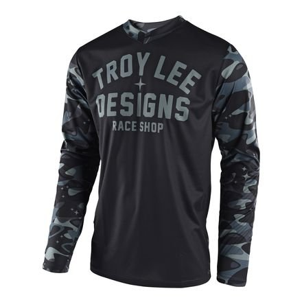2018 Troy Lee Designs GP Cosmic Camo Jersey-M