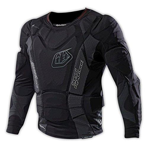 Troy Lee Designs 7855 Long-Sleeve Protection Shirt - Mens Black L