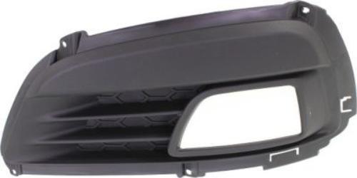 CPP Black Driver Side Fog Light Trim for 09-10 Kia Magentis Optima KI1038106
