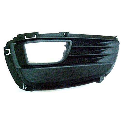 CPP Black Passenger Side Fog Light Trim for 09-10 Kia Magentis Optima KI1039106