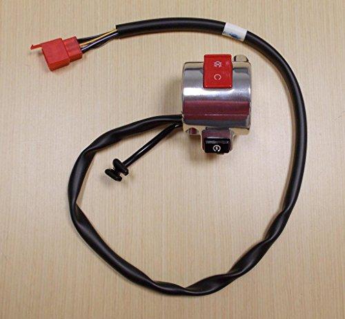2005-2009 Honda VTX 1300 VTX1300 VTX1300R Electric Start Stop Kill Switch