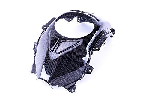 Bestem CBHO-GROM-TKC-M Carbon Fiber Fuel Tank Cover Honda Grom Full