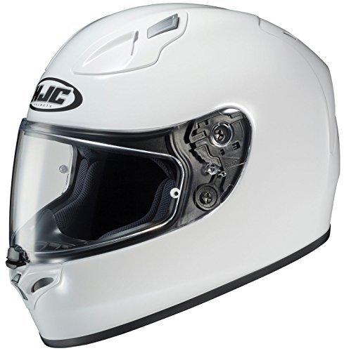 HJC FG-17 Full-Face Motorcycle Helmet White Medium