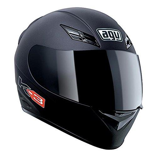 AGV K-3 Matte Black Full Face Helmet L