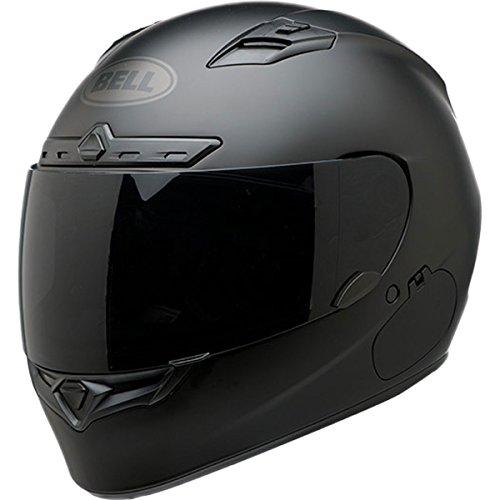 Bell Qualifier DLX Blackout Matte Black Full Face Helmet M