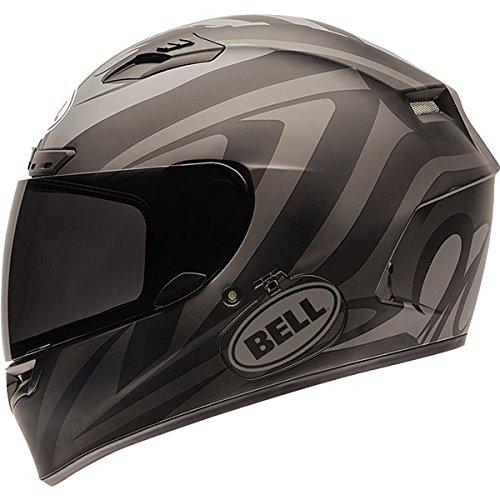 Bell Qualifier DLX Impulse Matte Black Full Face Helmet - X-Small