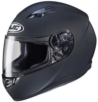HJC CS-R3 Matte Black Full Face Helmet - Small