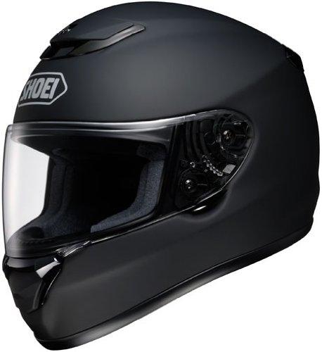 Shoei Qwest Matte Black Full Face Helmet - Medium