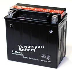 Replacement KAWASAKI ZX1100-E GPZ1100 ABS 1100CC MOTORCYCLE BATTERY Battery