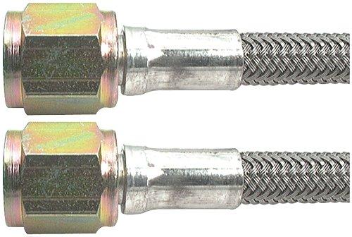 Allstar Performance ALL46400-14 14 Straight Braided Brake Line