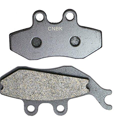 CNBK Front Brake Pads Semi Metallic fit BETA Dirt Bike RR125 RR 125 4T Enduro 08 09 10 11 12 13 14 2008 2009 2010 2011 2012 2013 2014 1 Pair2 Pads