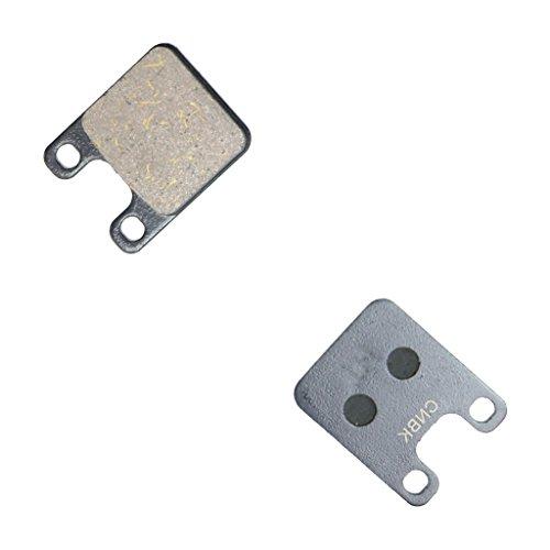 CNBK Front Brake Pads Semi-Metallic for BETA Dirt Bike TRIAL125 TRIAL 125 97up 1997up 1 Pair2 Pads
