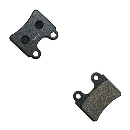 CNBK Front Disc Brake Pads Semi Metallic for BETA Dirt Bike Rev250 Rev 250 4T 07 08 2007 2008 1 Pair2 Pads