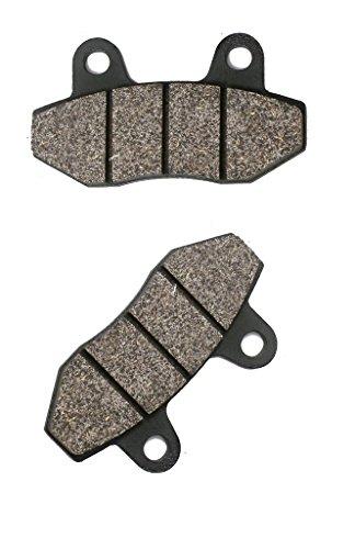 CNBK Rear Brake Pad Semi Met fit for BETA Dirt Bike R150 R 150 Minicross 4T 49cc 10 11 12 13 14 2010 2011 2012 2013 2014 1 Pair2 Pads