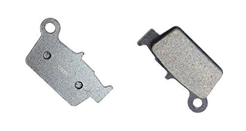 CNBK Rear Brake Pad Semi Met fit for BETA Dirt Bike RR300 RR 300 Enduro 2T 13 14 2013 2014 1 Pair2 Pads