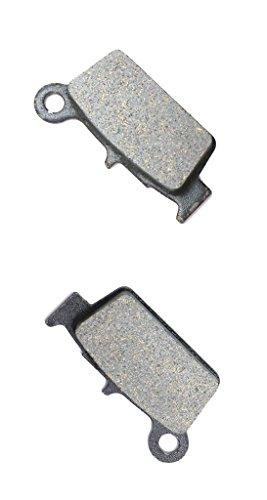 CNBK Rear Brake Pads Semi-met fit for BETA Dirt Bike RR525 RR 525 Enduro 05 06 07 08 09 10 11 2005 2006 2007 2008 2009 2010 2011 1 Pair2 Pads