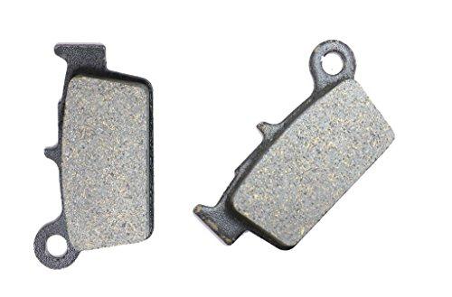 CNBK Rear Brake Shoe Pads Resin for BETA Dirt Bike RR450 RR 450 Cross Country 12 12 2012 1 Pair2 Pads
