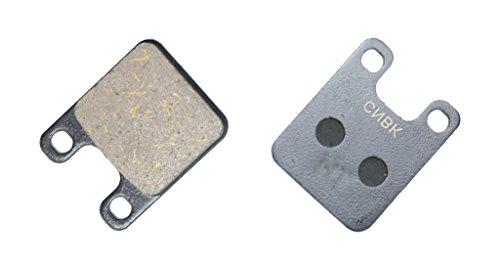 CNBK Rear Brake Shoe Pads Semi-met fit BETA Dirt Bike 250 Techno 96 97 98 1996 1997 1998 1 Pair2 Pads