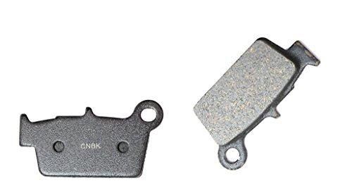 CNBK Rear Disc Brake Pads Resin fit BETA Dirt Bike RR350 RR 350 Racing 2T 15 16 2015 2016 1 Pair2 Pads