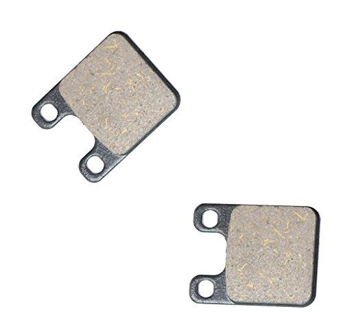 CNBK Rear Disc Brake Pads Resin fit for BETA Dirt Bike ALP200 ALP 200 4-stroke 00 01 02 03 04 2000 2001 2002 2003 2004 1 Pair2 Pads